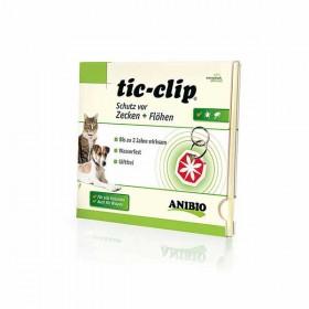 ANIBIO tic-clip Anhänger für Hunde und Katzen giftfrei geruchsneutral