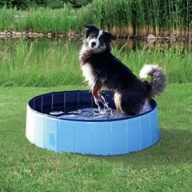 TRIXIE Hundepool  blau ø 160 × 30 cm