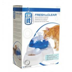 Catit Trinkbrunnen 3l - Fresh&Clear Hund