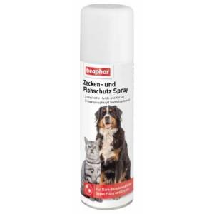 Zecken- und Flohschutz Spray 250 ml