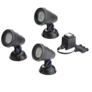 OASE LunAqua Classic LED Set 3 Unterwasserbeleuchtung