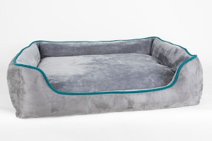 azoona Bett Classic Plüsch 100x80x25cm