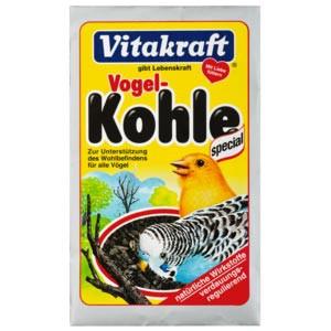 Vogel-Kohle special 10g