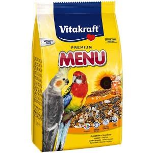 Vitakraft Premium Menü 1kg Großsittich
