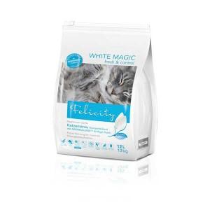 Katzenstreu WHITE MAGIC